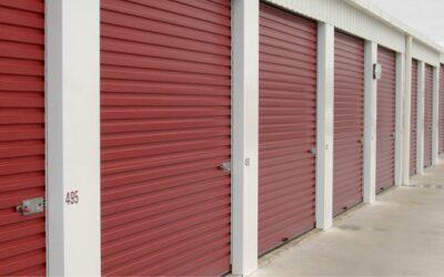 Roller Door Series A Mini Warehouse